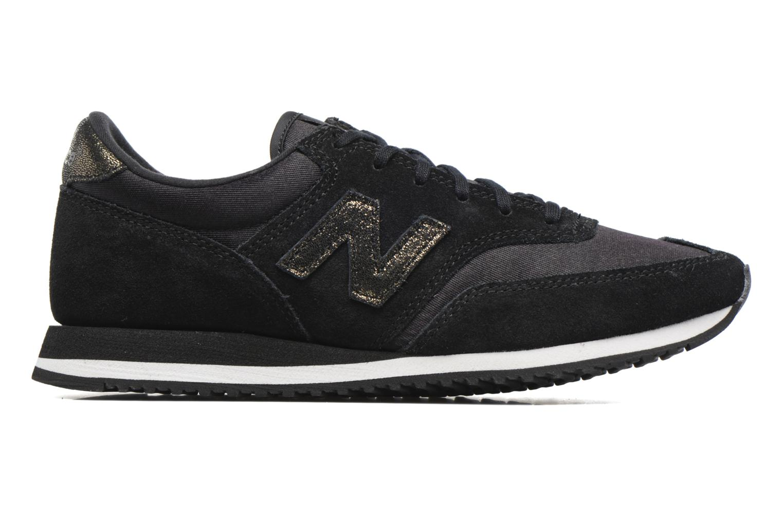 Trainers New Balance CW620 Black back view