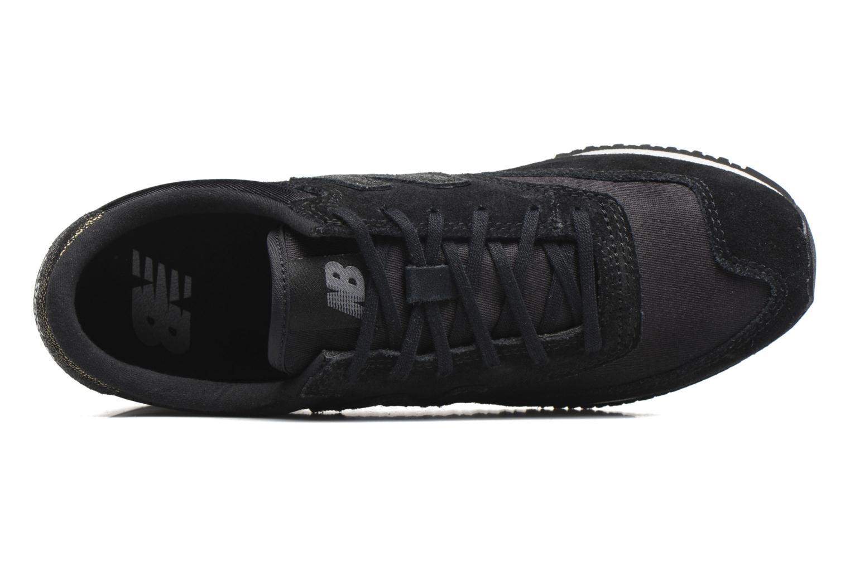 Baskets New Balance CW620 Noir vue gauche