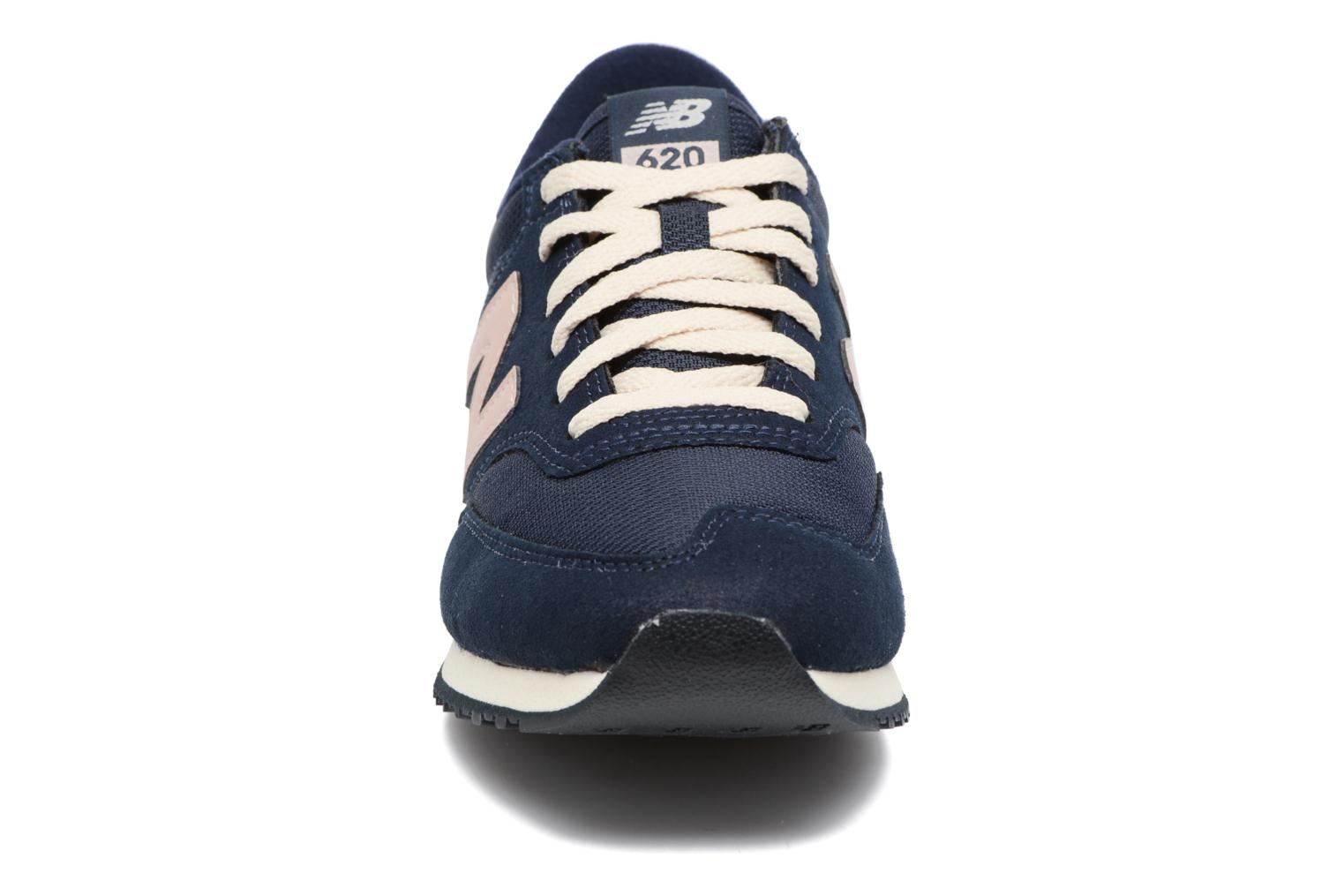 Trainers New Balance CW620 Blue model view