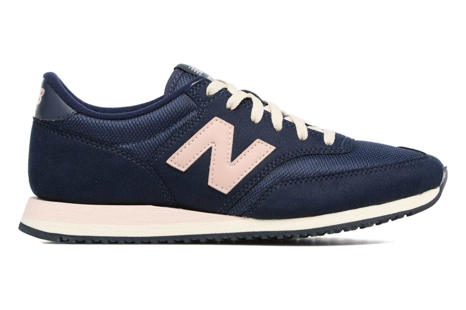 Trainers New Balance CW620 Blue back view