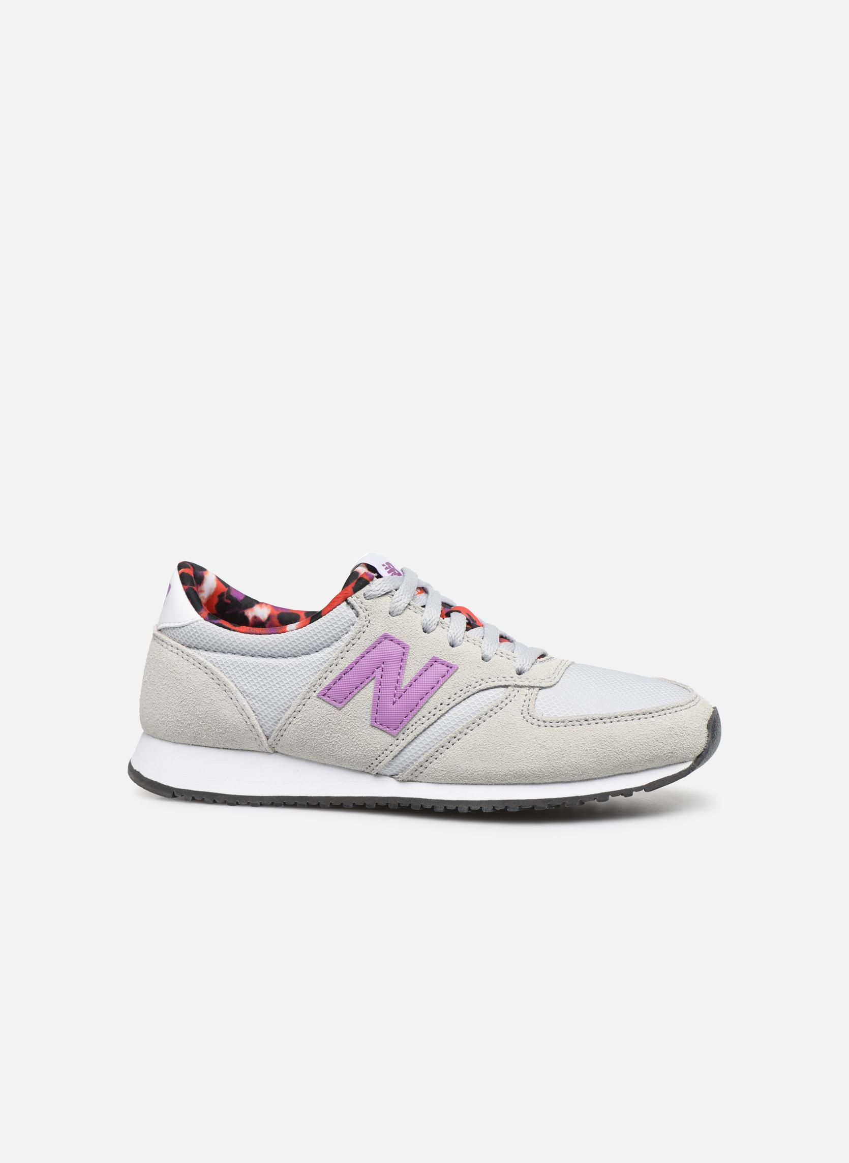 Sneakers New Balance WL420 Grijs achterkant