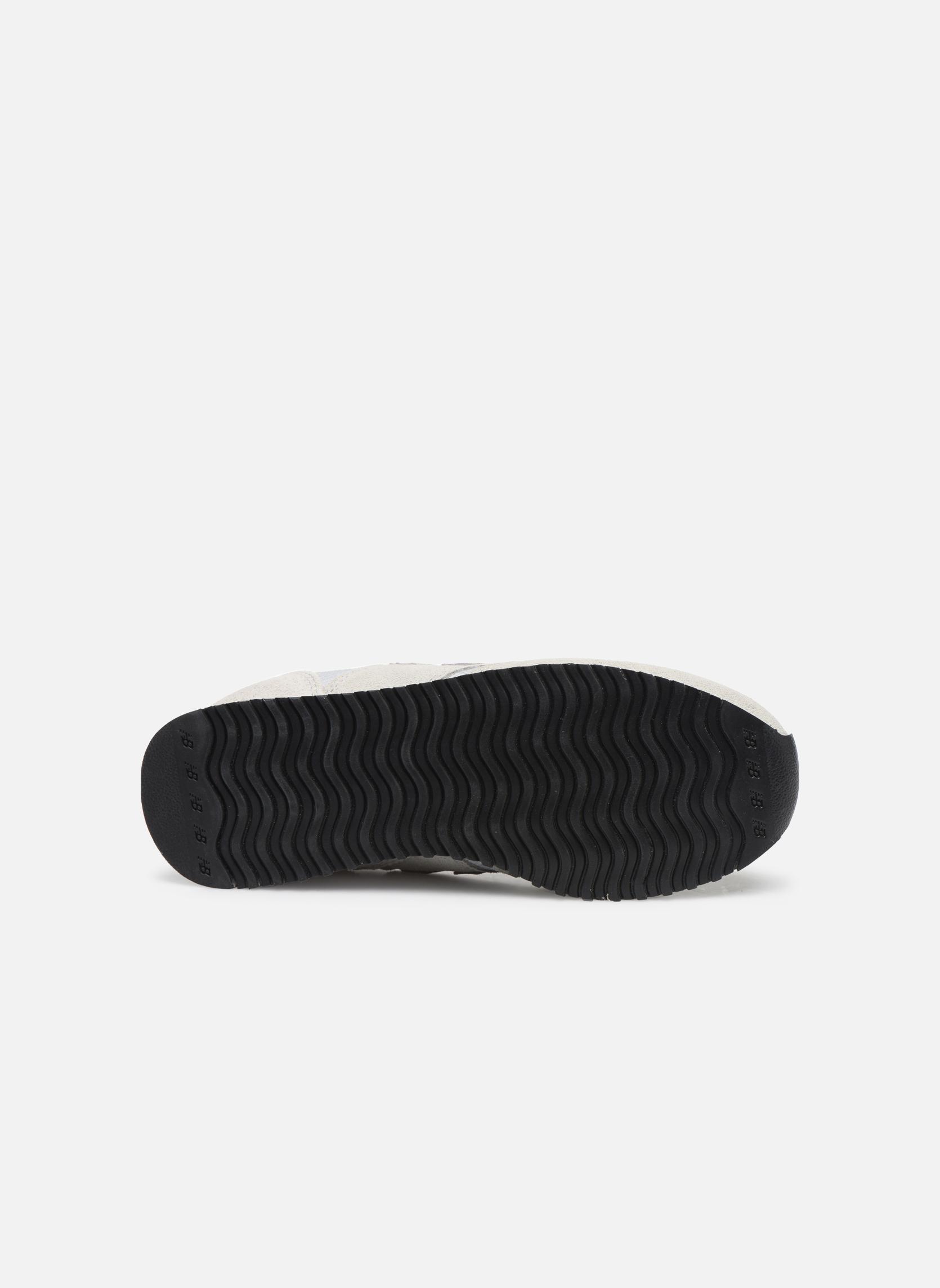 Sneaker New Balance WL420 grau ansicht von oben