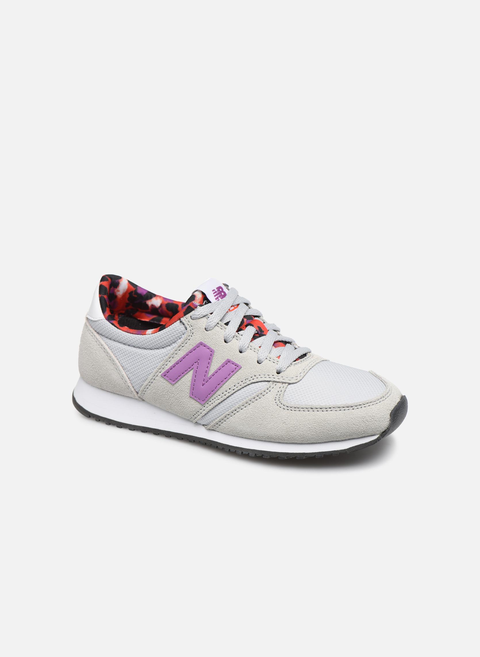 Sneaker New Balance WL420 grau detaillierte ansicht/modell