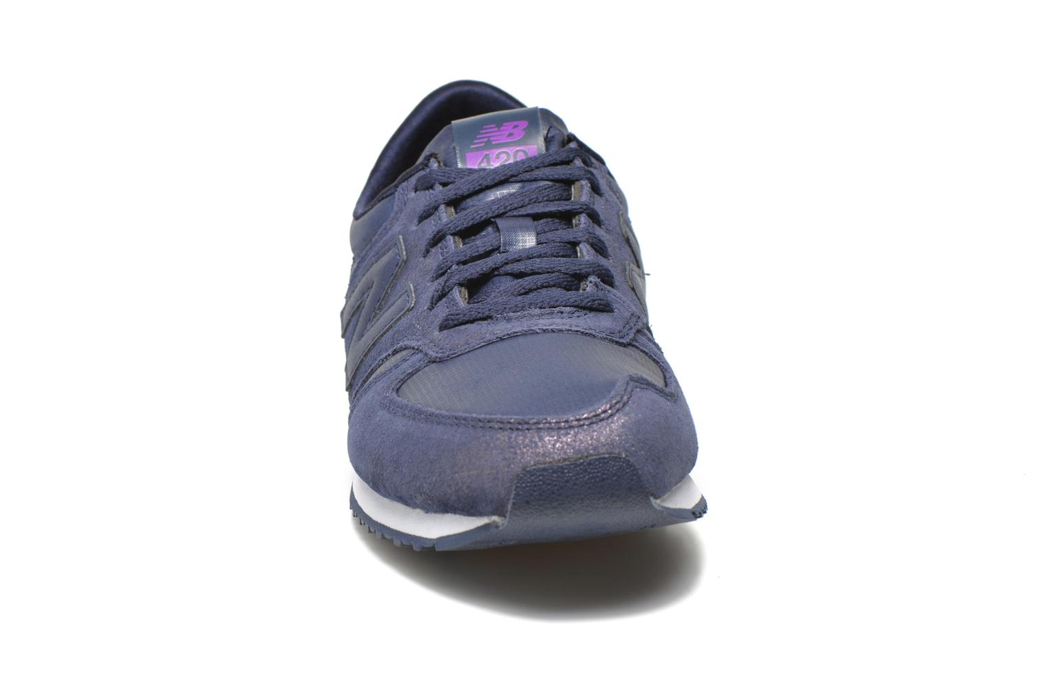 Trainers New Balance WL420 Purple model view