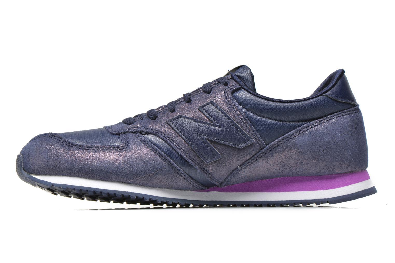Sneaker New Balance WL420 lila ansicht von vorne