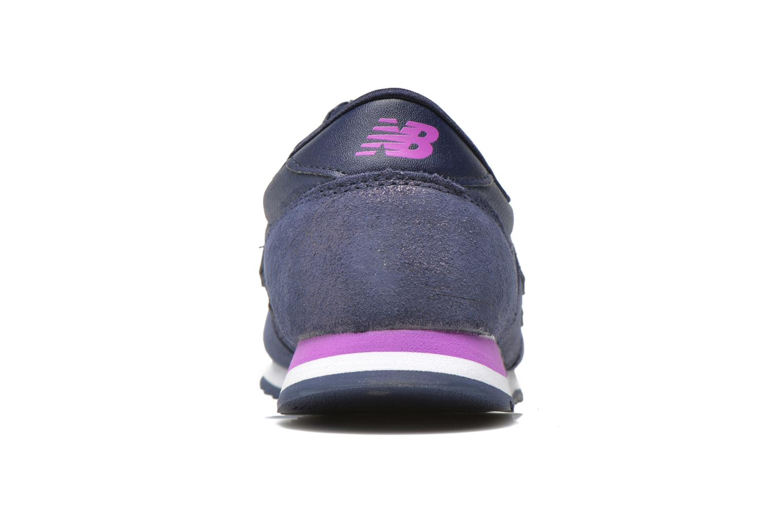 Sneaker New Balance WL420 lila ansicht von rechts