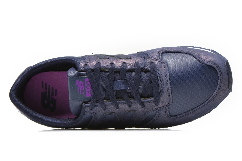 Sneaker New Balance WL420 lila ansicht von links