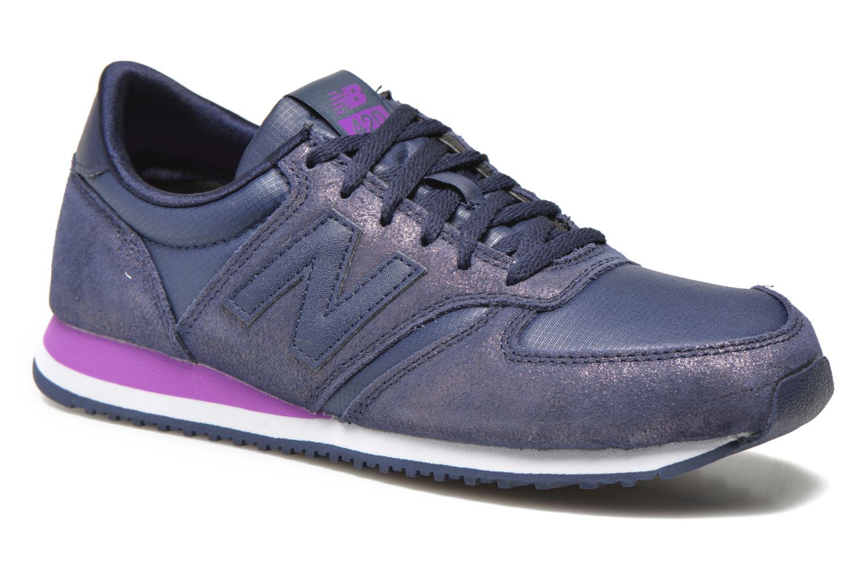 Sneaker New Balance WL420 lila detaillierte ansicht/modell