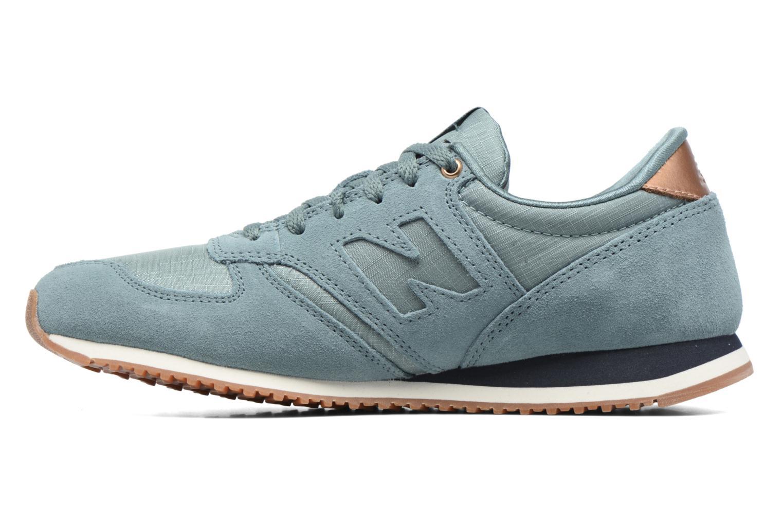 Sneaker New Balance WL420 blau ansicht von vorne