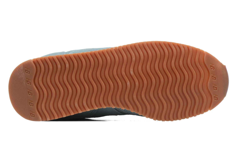 Sneaker New Balance WL420 blau ansicht von oben