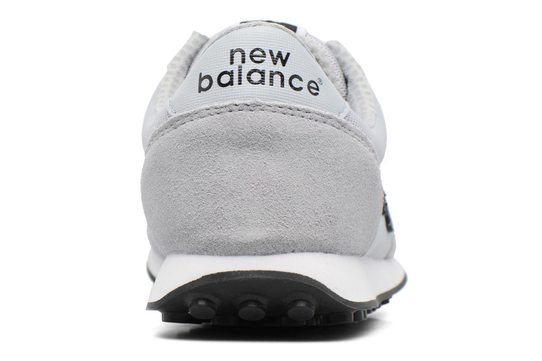 Baskets New Balance WL410 Gris vue droite