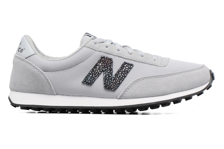 Sneaker New Balance WL410 grau ansicht von hinten