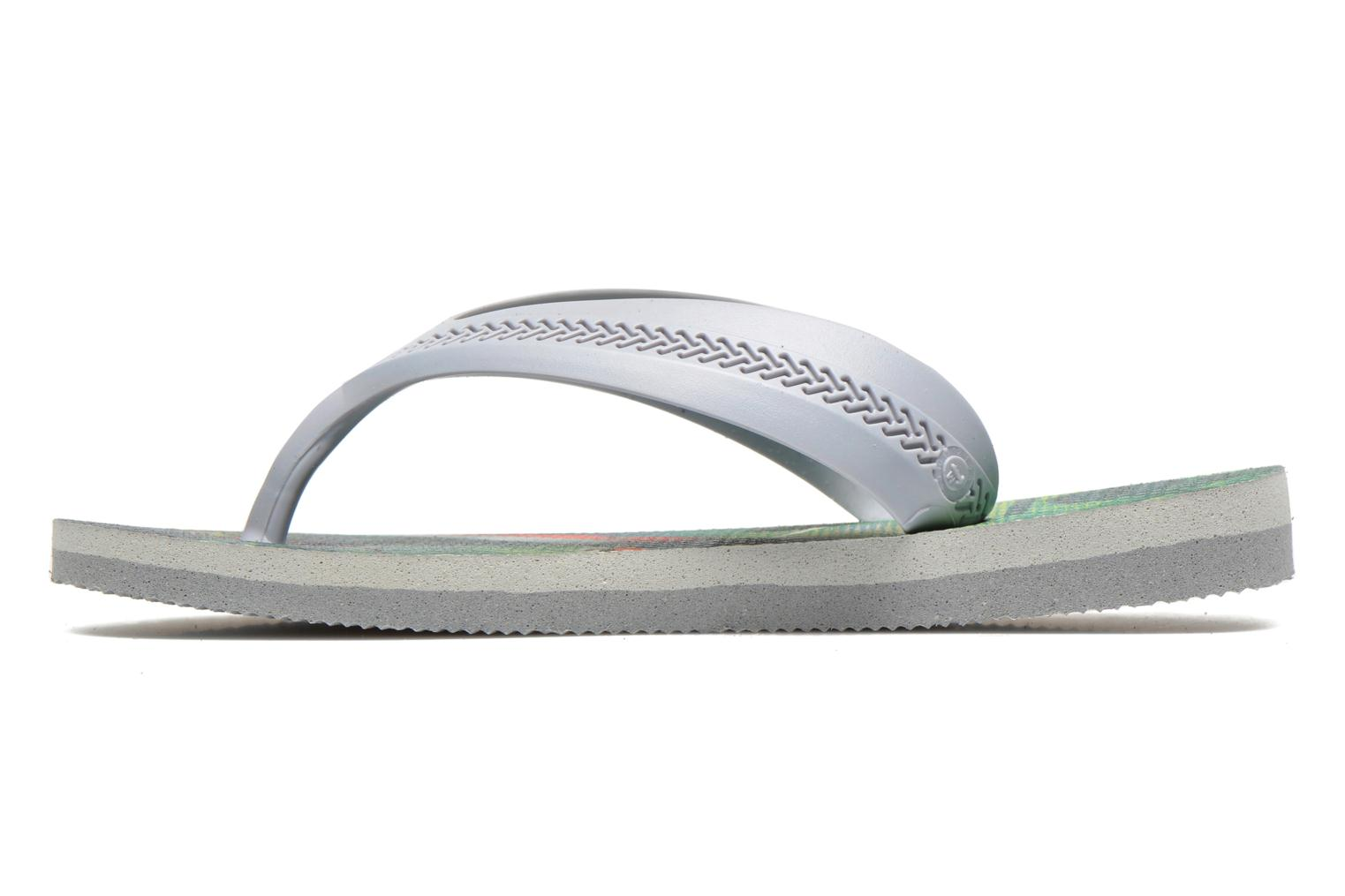 Tongs Havaianas Kids Max Planes Gris vue face