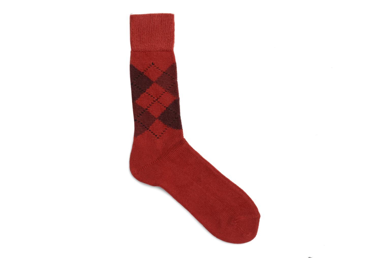 Chaussettes LOSANGES 8007 rouge