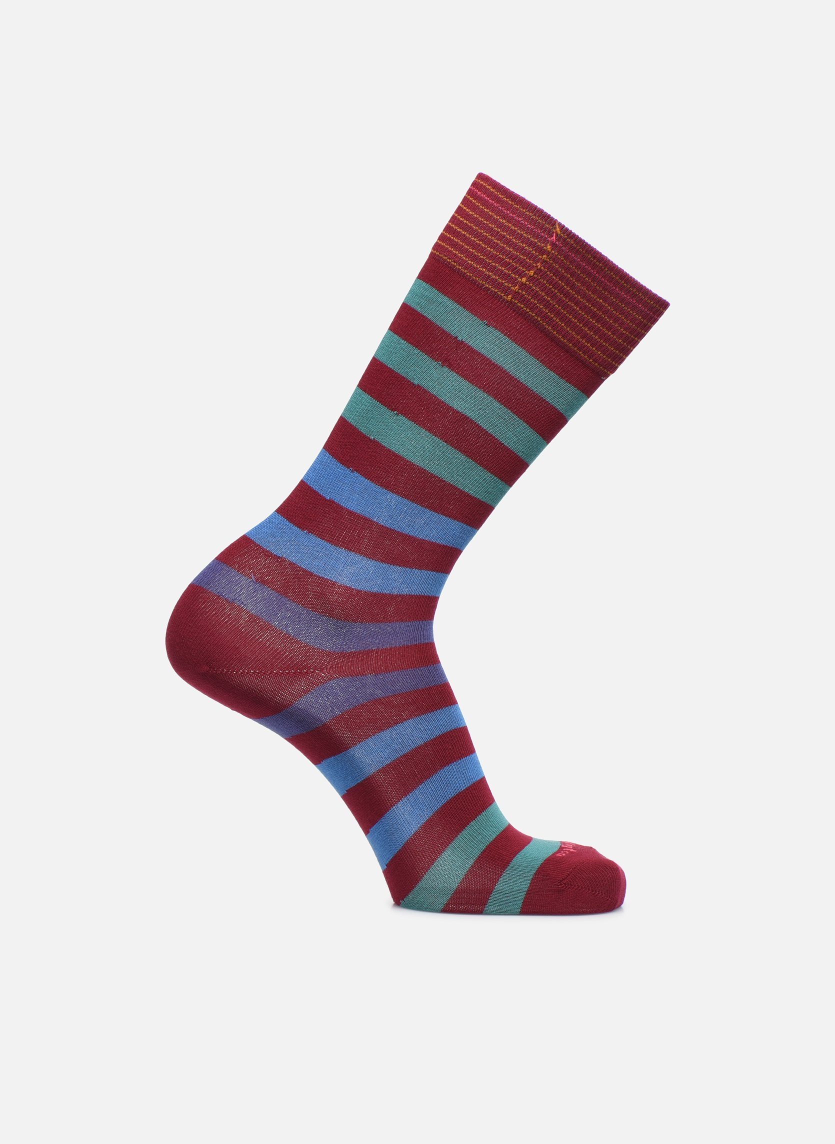 Chaussettes RAYEES 8370marron