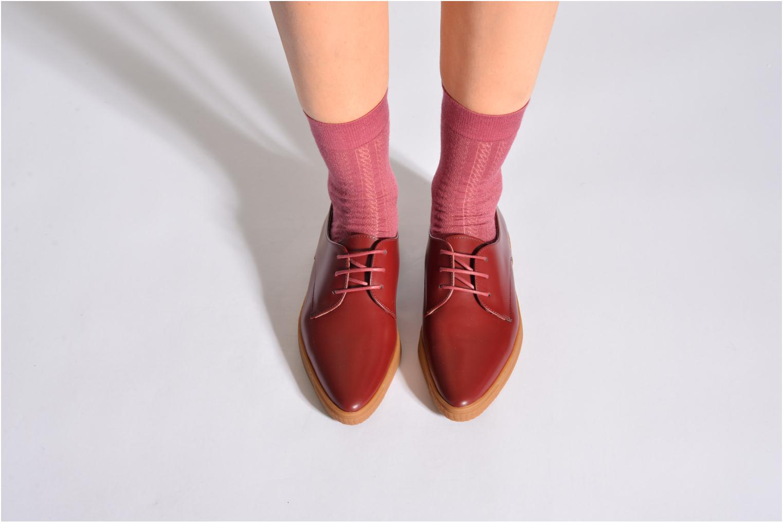 Socken ALLURE 577 - rose