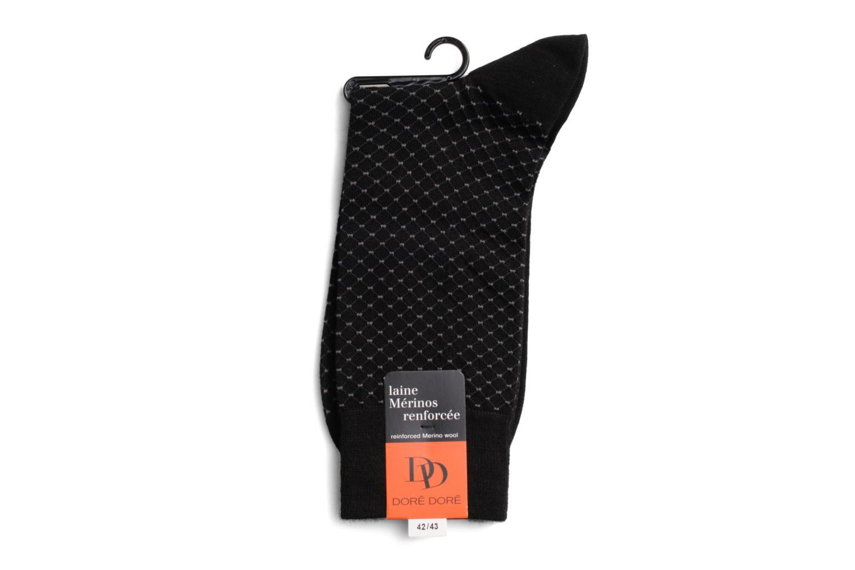 Sokken en panty's Doré Doré Sokken DISTINCTION Zwart rechts