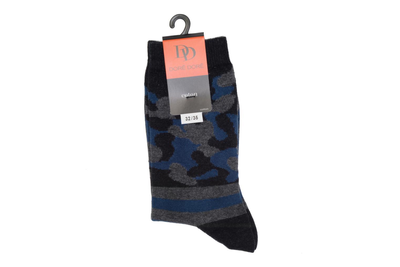Chaussettes ARMY 034 - gris / bleu
