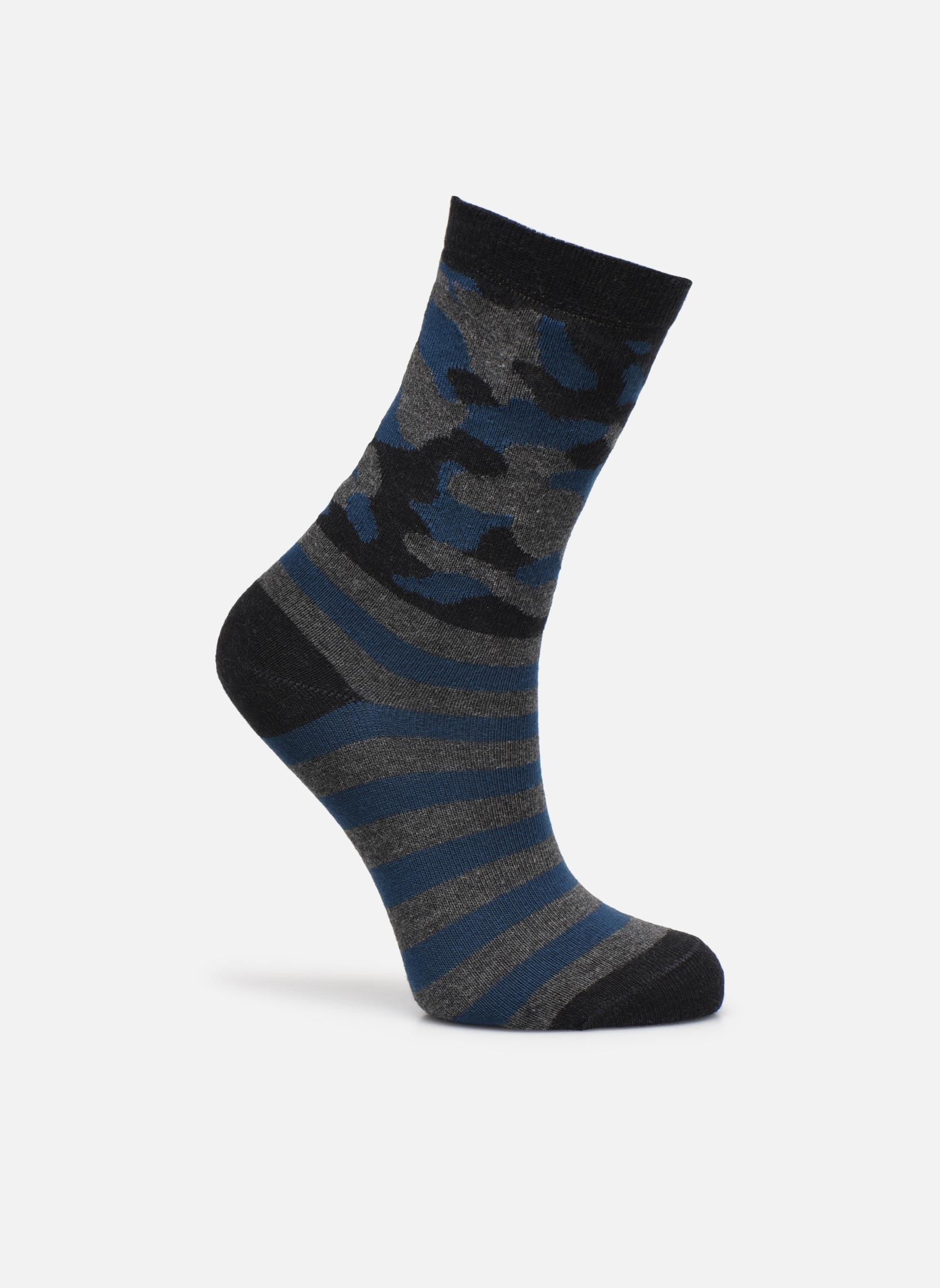 Socken ARMY 034 - gris / bleu
