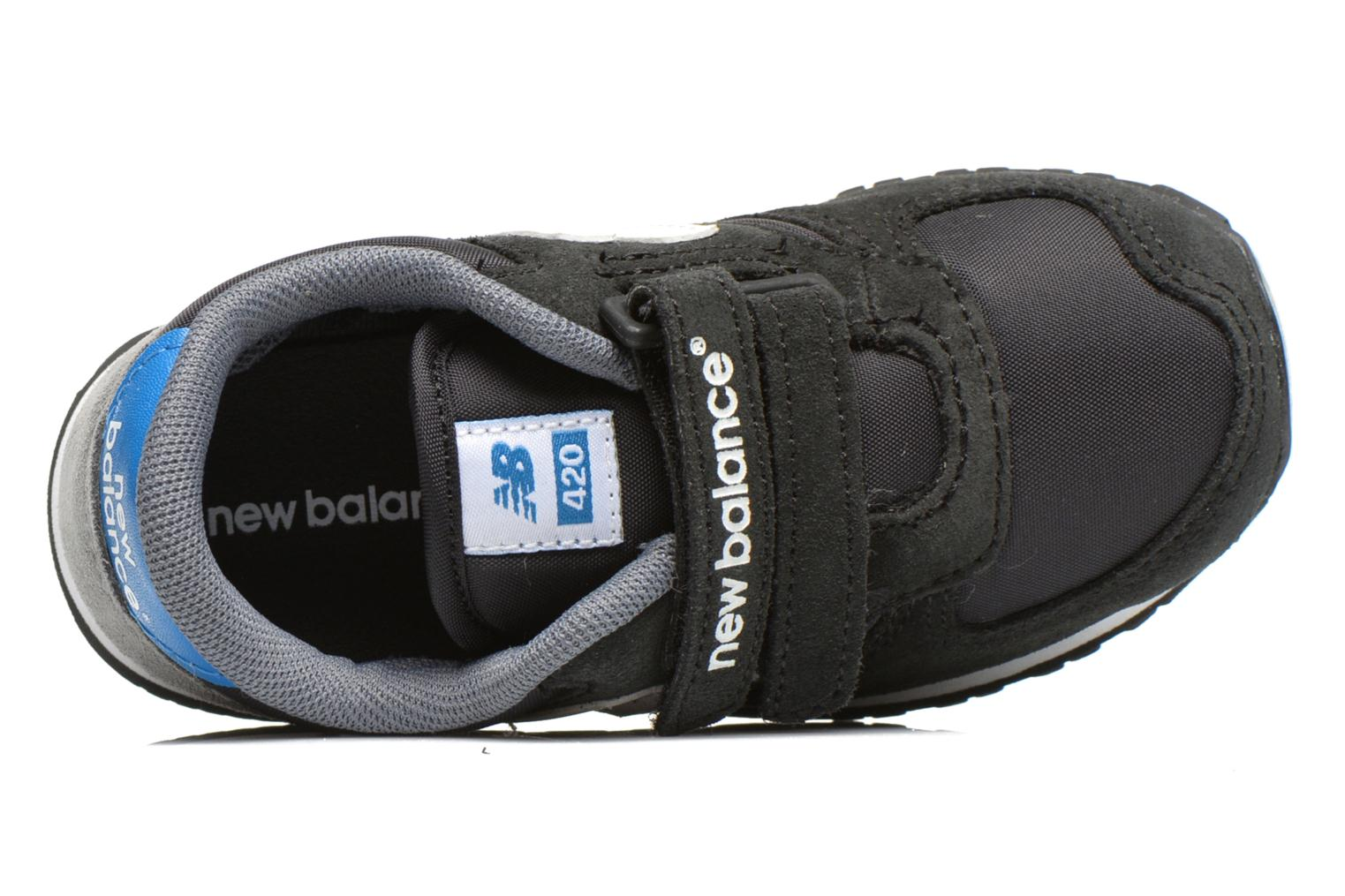 Trainers New Balance KE420 I Black view from the left
