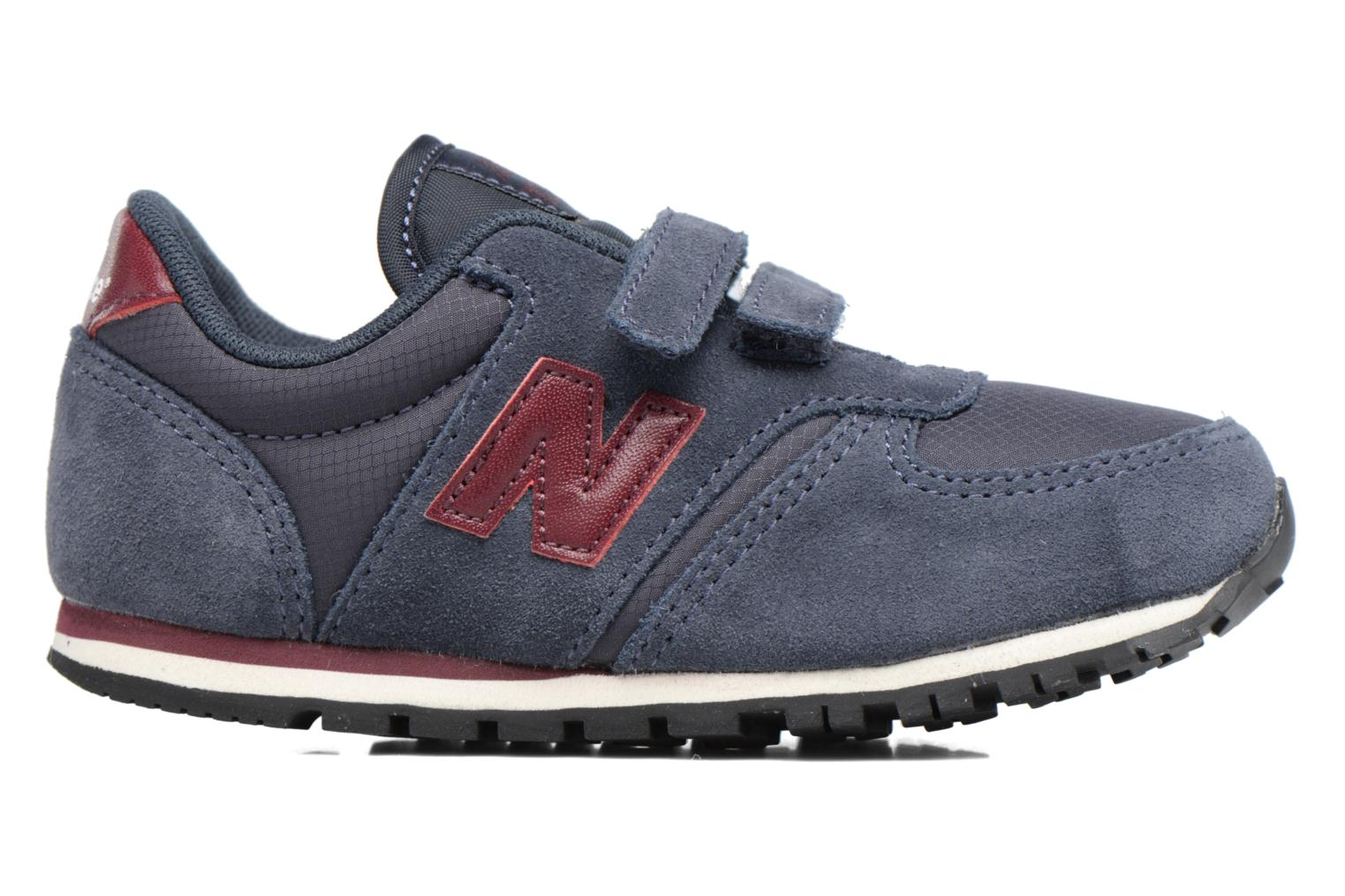 Navy/Red 2 New Balance KE420 I (Bleu)