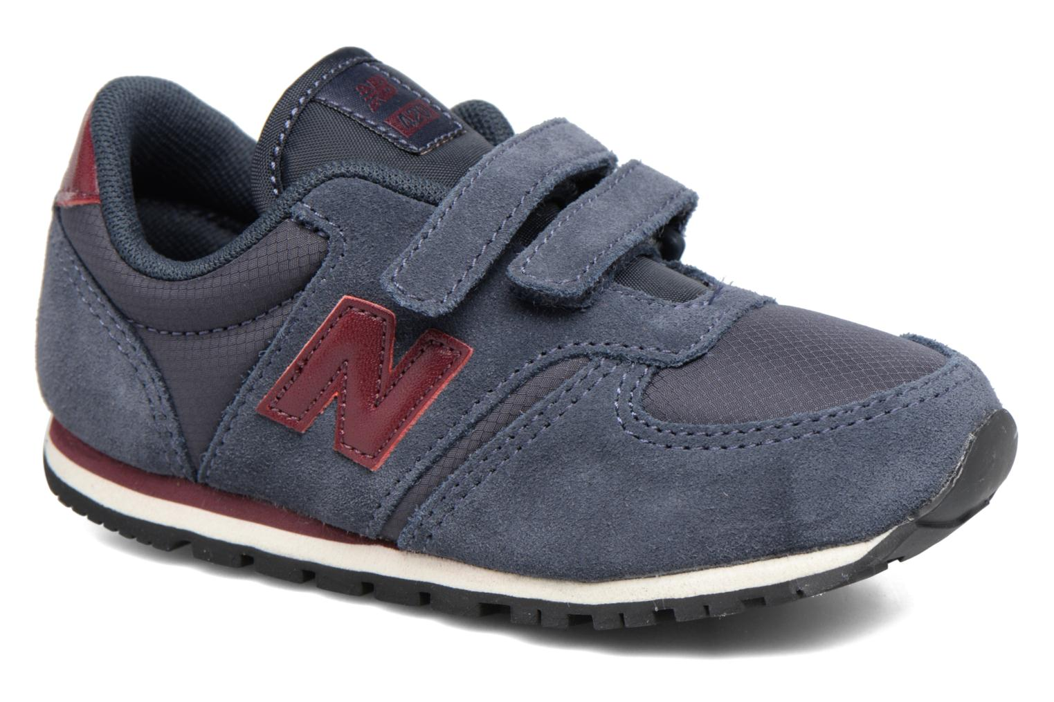 Trainers New Balance KE420 I Blue detailed view/ Pair view