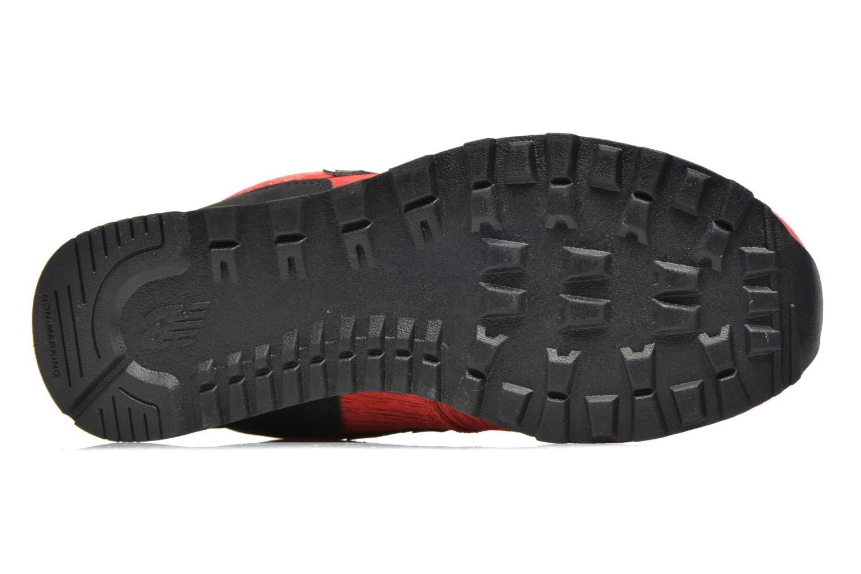 Sneakers New Balance KL574 J Rood boven