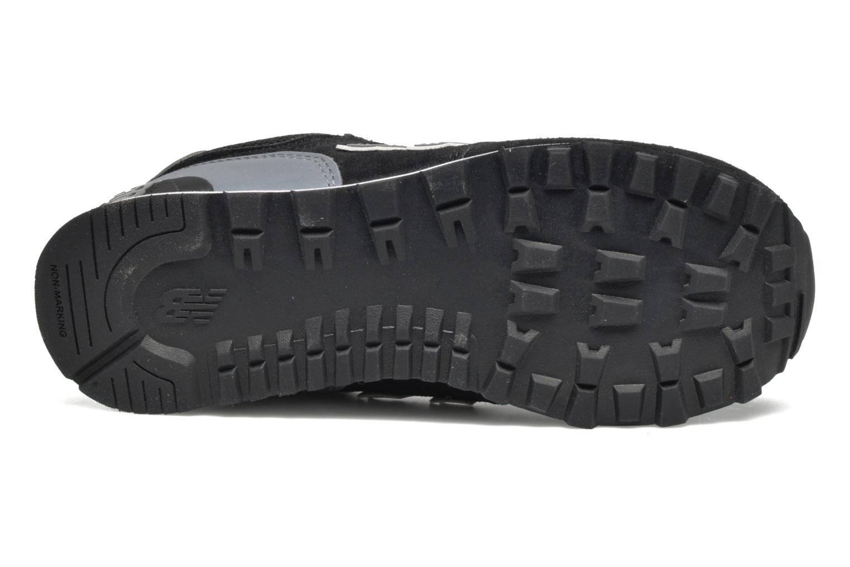 Sneakers New Balance KL574 J Sort se foroven