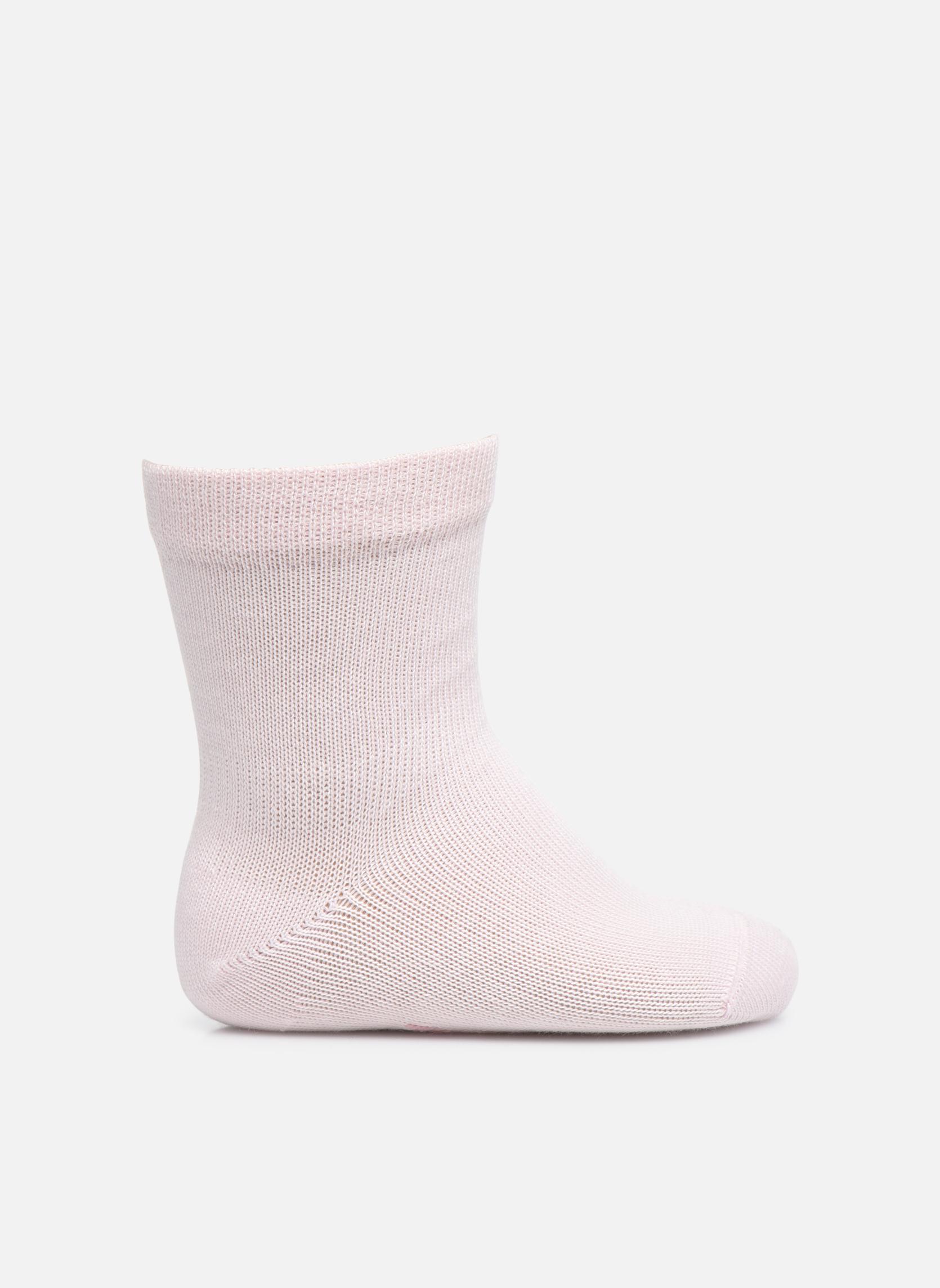 Socks & tights Falke Socks SENSITIVE Pink detailed view/ Pair view