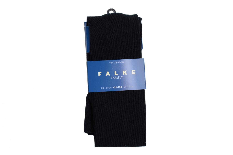 Chaussettes et collants Falke Collant FAMILY Bleu vue détail/paire