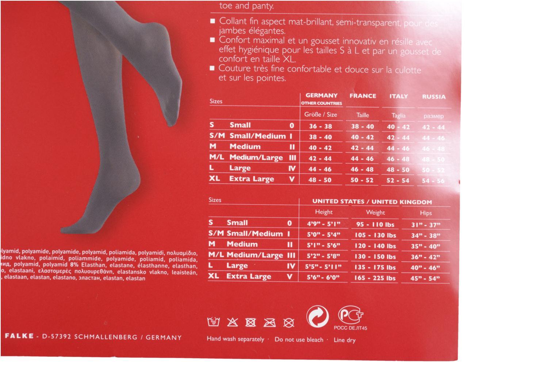 Collant PURE MATT 3529 anthracite
