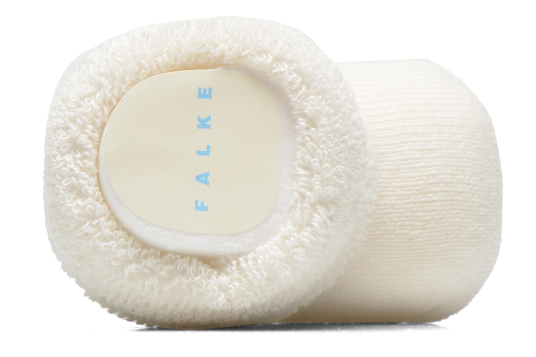 Chaussettes et collants Falke Chaussettes ERSTLING Blanc vue gauche