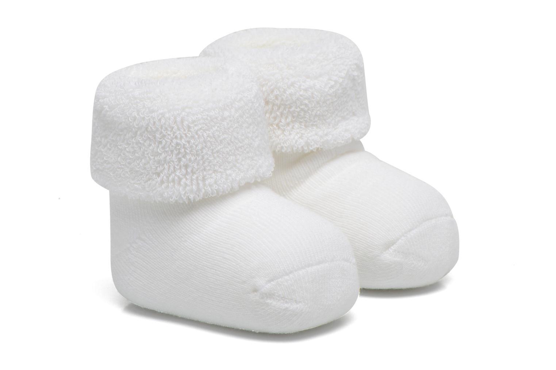 Chaussettes et collants Falke Chaussettes ERSTLING Blanc vue détail/paire