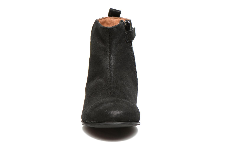 Stiefeletten & Boots Mellow Yellow Mntimalia schwarz schuhe getragen