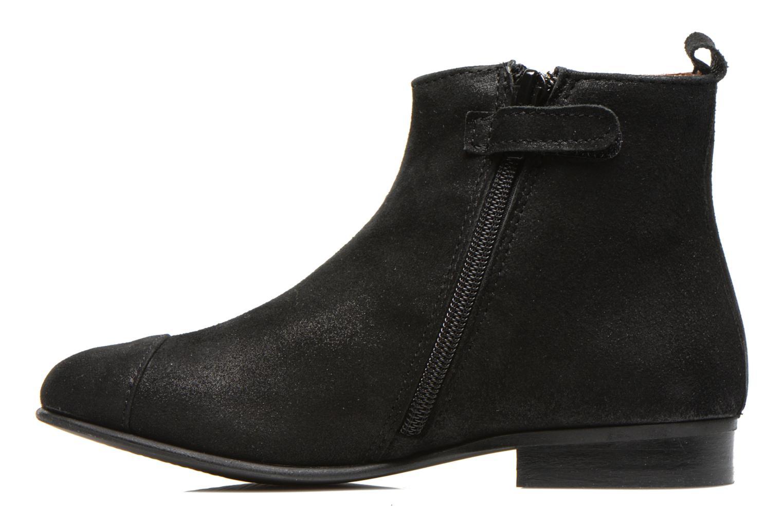 Bottines et boots Mellow Yellow Mntimalia Noir vue face