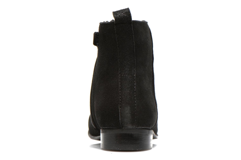 Bottines et boots Mellow Yellow Mntimalia Noir vue droite
