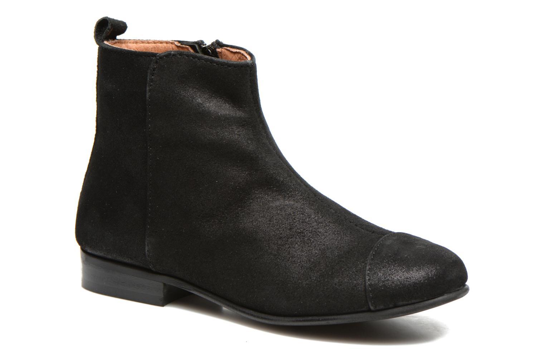 Bottines et boots Mellow Yellow Mntimalia Noir vue détail/paire