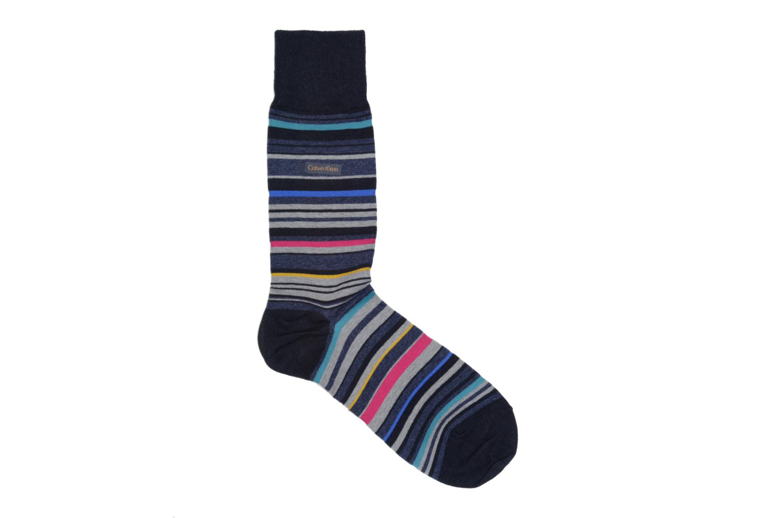 Chaussettes STRIPES 41 NAVY