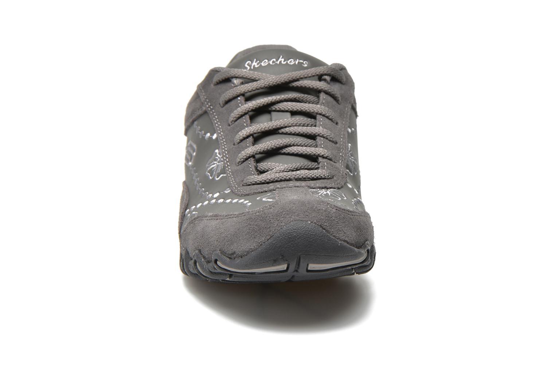 Baskets Skechers Speedsters 99999801 Gris vue portées chaussures