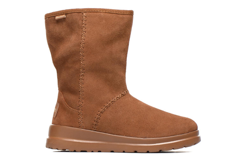Bottines et boots Skechers Cherish Just Because 48672 Marron vue derrière