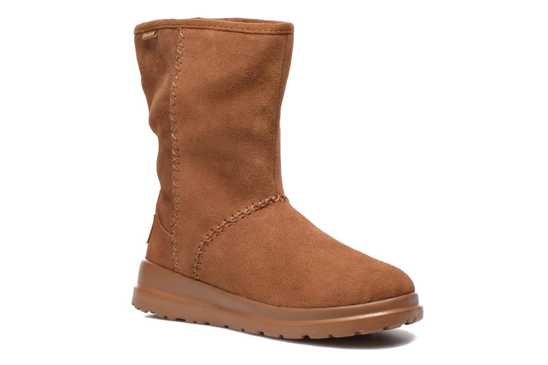 Bottines et boots Skechers Cherish Just Because 48672 Marron vue détail/paire