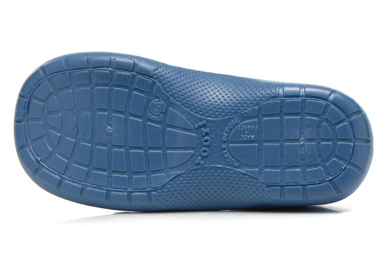 Zecorbeau Canvas Bleu