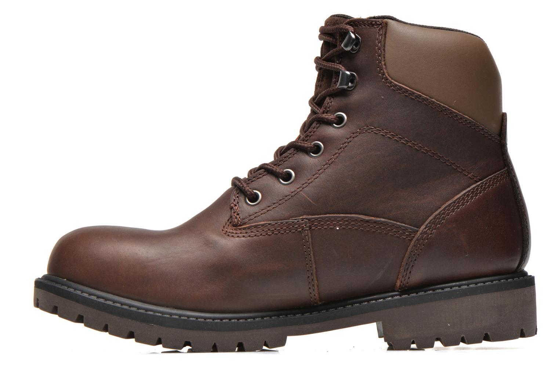 Bottines et boots Aigle Sembley MTD Marron vue face