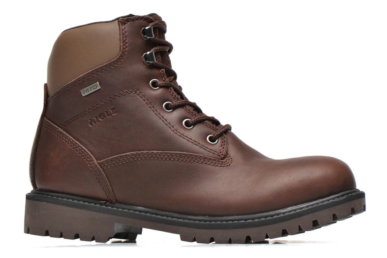 Bottines et boots Aigle Sembley MTD Marron vue derrière
