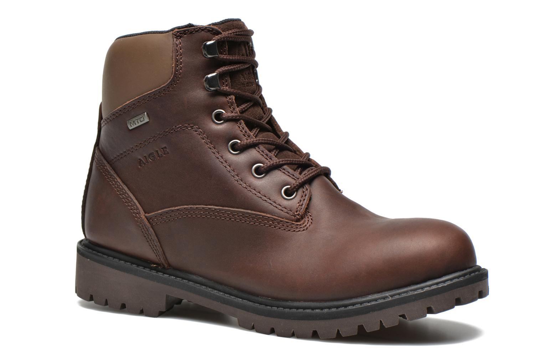 Bottines et boots Aigle Sembley MTD Marron vue détail/paire