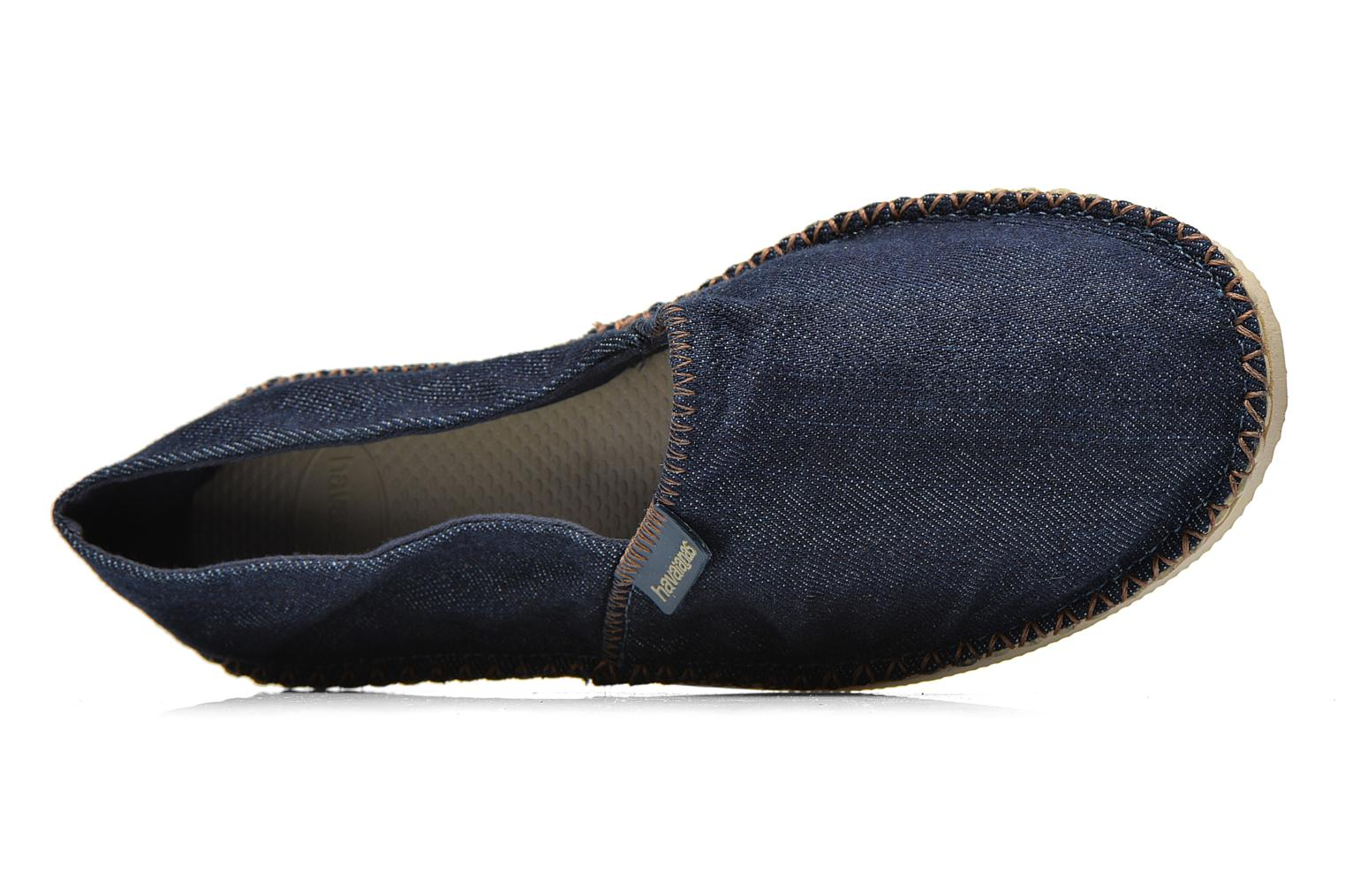 Espadrilles Havaianas Origine Relax W Blue view from the left
