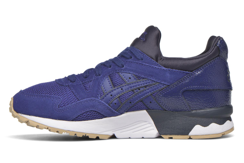 Sneaker Asics Gel-Lyte V W blau ansicht von vorne