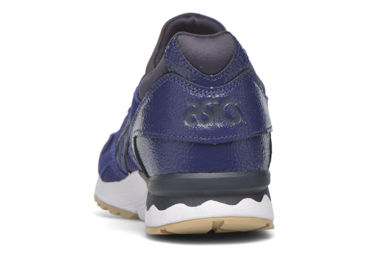Trainers Asics Gel-Lyte V W Blue view from the right