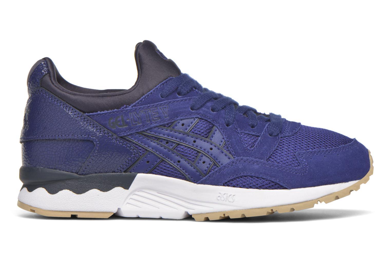 Sneaker Asics Gel-Lyte V W blau ansicht von hinten