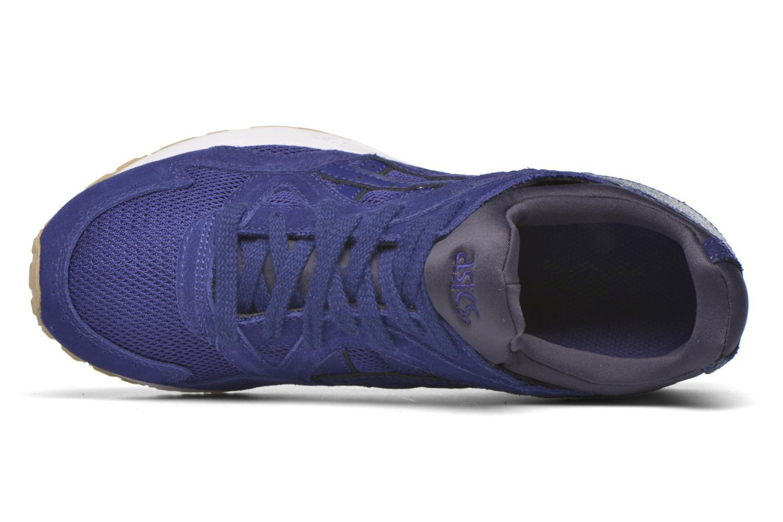 Sneaker Asics Gel-Lyte V W blau ansicht von links